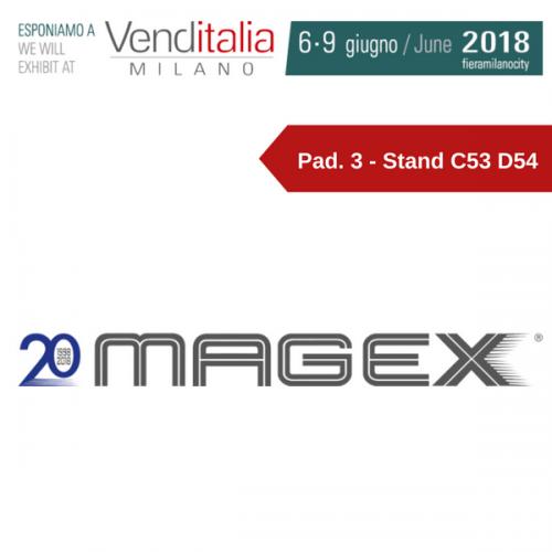 Venditalia 2018. Le novità di MAGEX