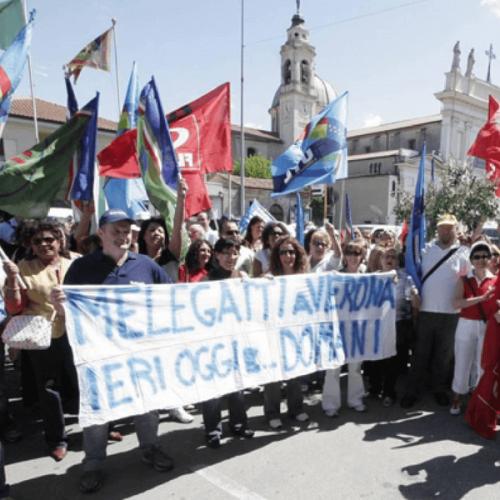 Col fallimento di Melegatti crolla un simbolo del made in Italy