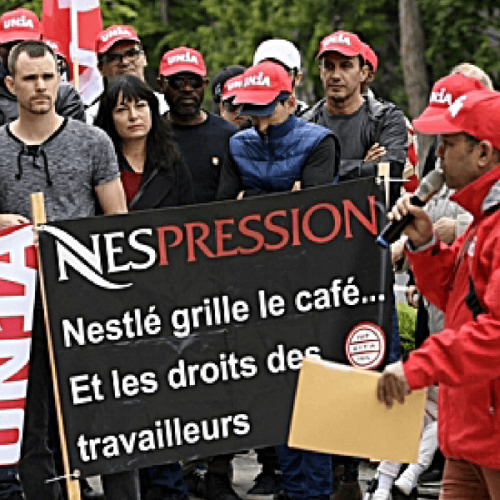 Nespresso ristruttura i turni e i dipendenti scioperano