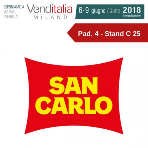 Venditalia 2018. Le novità di San Carlo