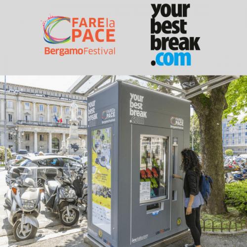 Il distributore di cultura di Bergamo Festival e IVS Italia
