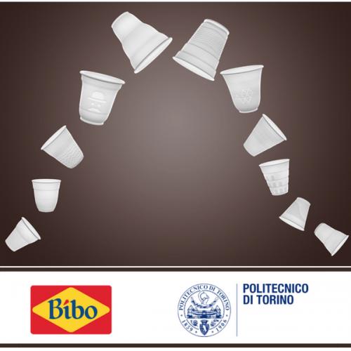 Il Politecnico di Torino e Bibo insieme per un nuovo bicchiere vending