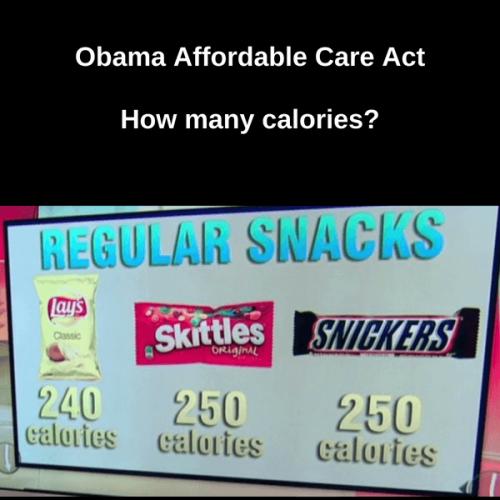 Calorie in chiaro nei menu e nei distributori automatici degli USA