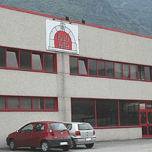 Il sito Lavazza di Verrès: dal caffè ai prodotti da forno