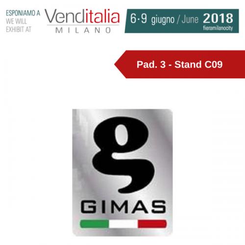 Venditalia 2018. Le novità di GIMAS