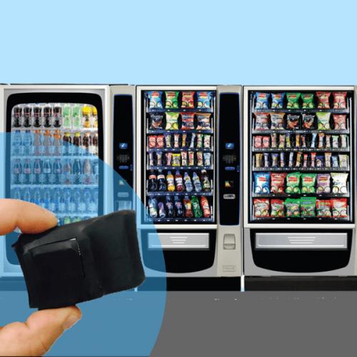 Incastrato dalla microspia nascosta nel distributore automatico