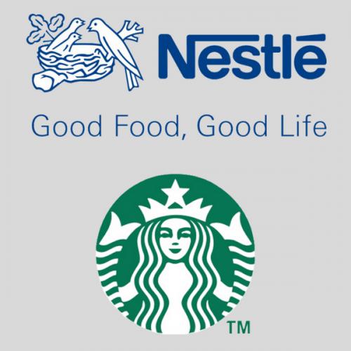 Concluso uno storico accordo tra Nestlé e Starbucks