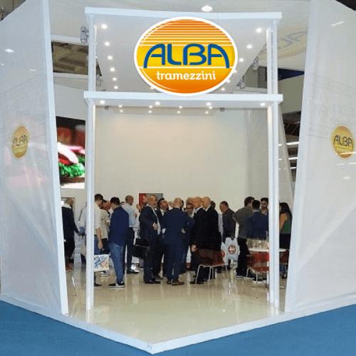 Alba Tramezzini: il brindisi per i 40 anni a Venditalia 2018