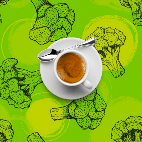 Broccoli Coffee: anche il caffè diventa Superfood