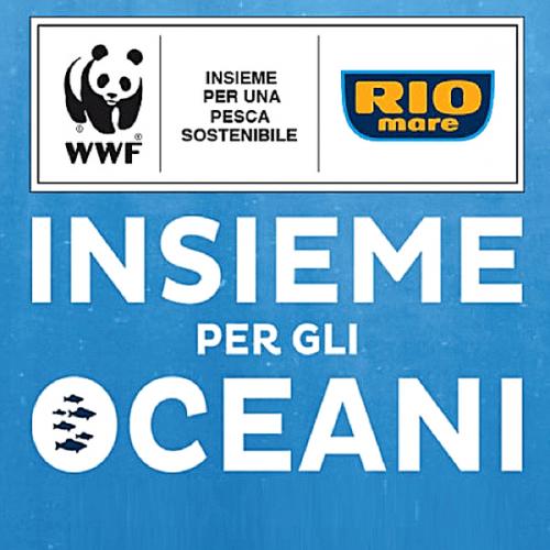 Rio Mare con WWF verso 100% tonno da pesca sostenibile