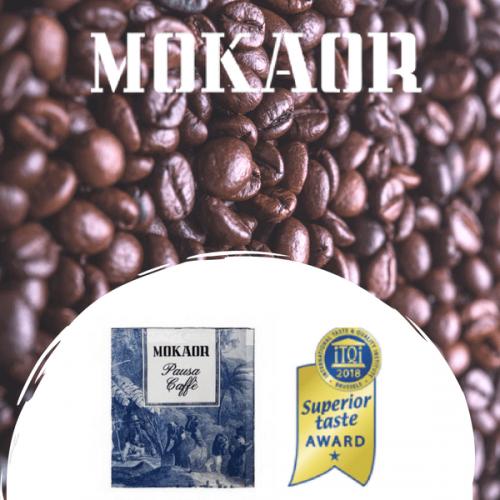 Mokaor vince il Premio Gusto Superiore 2018 anche in cialda
