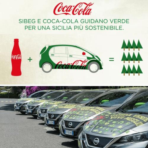 Sibeg con Nissan ed Enel per la sostenibilità in Sicilia