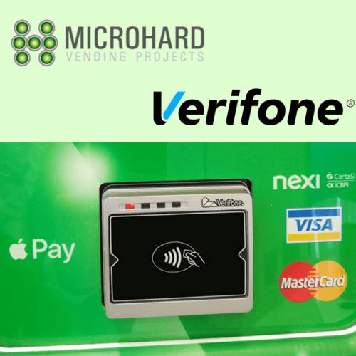 Microhard e Verifone: una partnership per d.a. sempre più smart