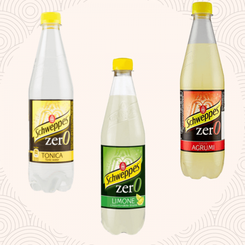 Nuova Schweppes Linea Zero: sugar free con gusto