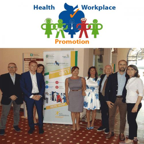 Premio WHP a Padania Acque anche grazie al Vending sano