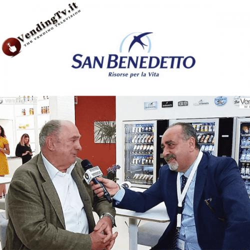 Venditalia 2018. Intervista con E. Zoppas – A.M. San Benedetto