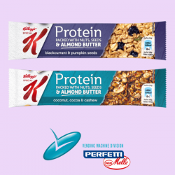 Special K Protein, le nuove barrette firmate Special K