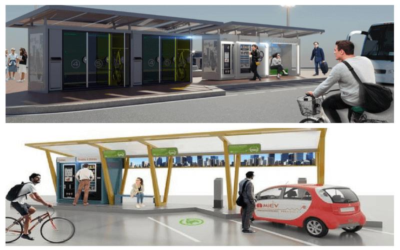 Urban Smart Mobility & Vending