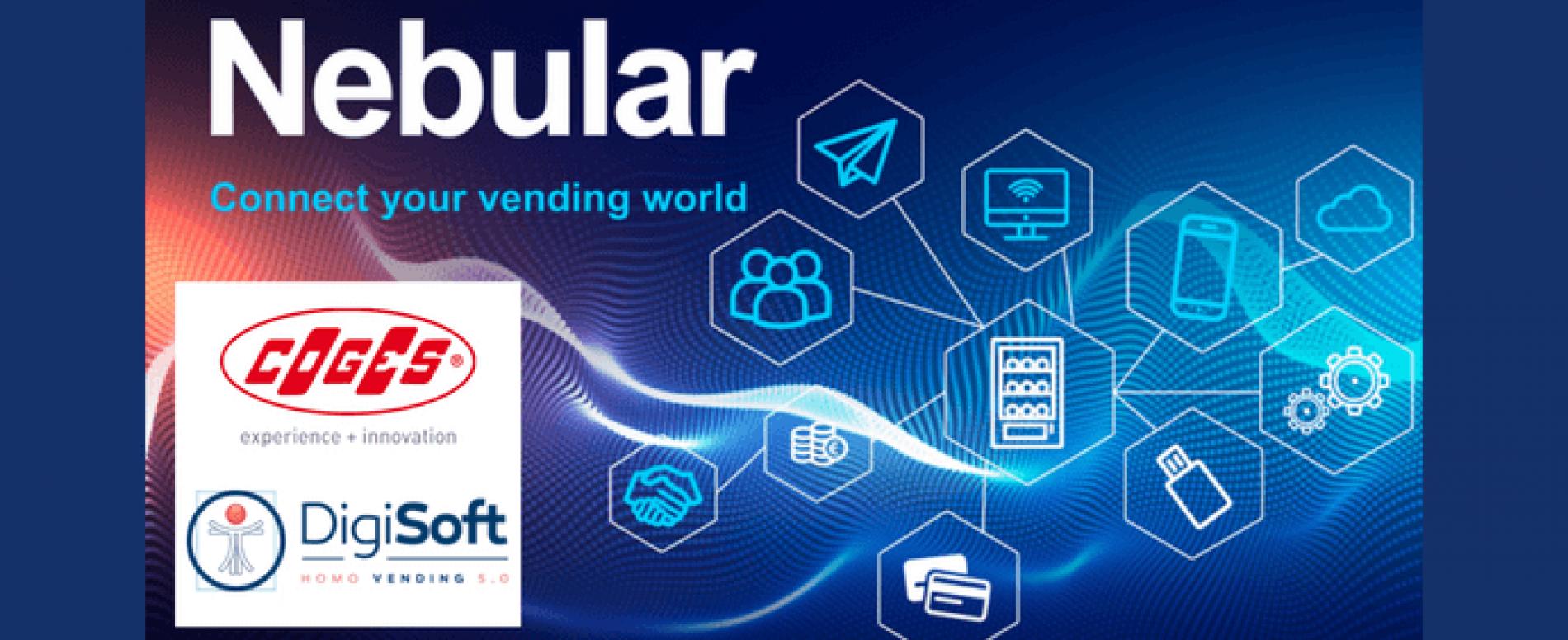 Coges e Digisoft connettono il mondo del Vending con Nebular