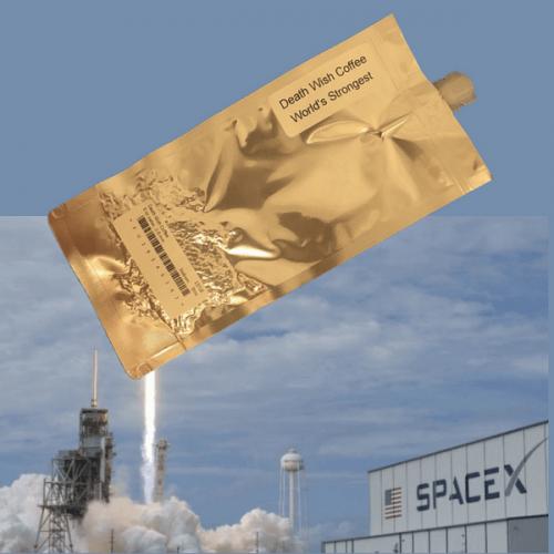 Dopo il caffè Lavazza anche quello americano va nello spazio