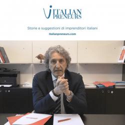Su italianpreneurs.com Mario Toniutti di Gruppo Illiria