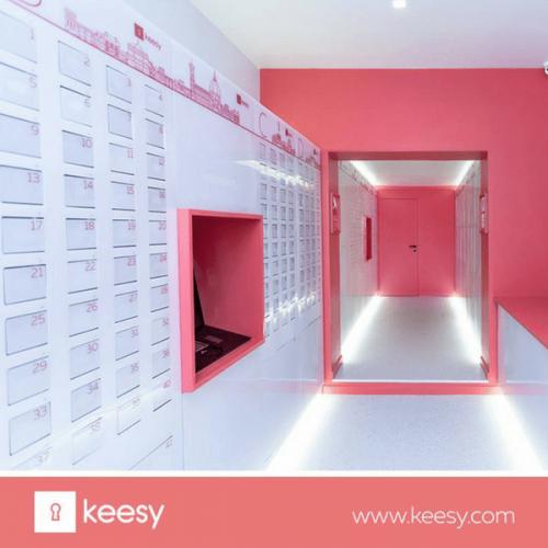 Keesy: distributori automatici che semplificano la vita a Host e Guest