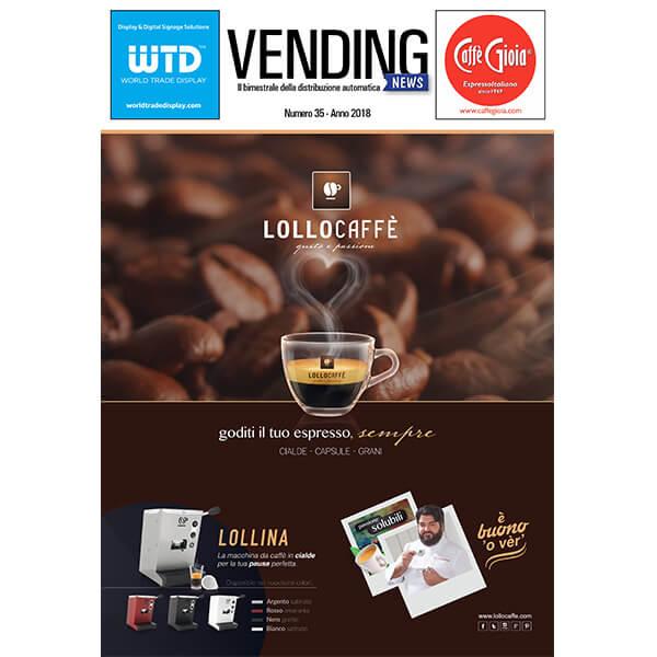 vending news