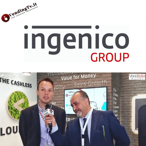 Venditalia 2018. Intervista a Danilo Arosio – Ingenico Group