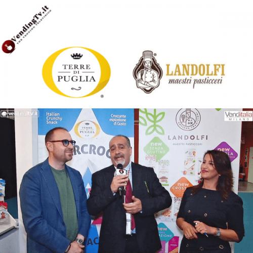 Venditalia 2018. Intervista allo stand Terre di Puglia – Dolciaria Landolfi