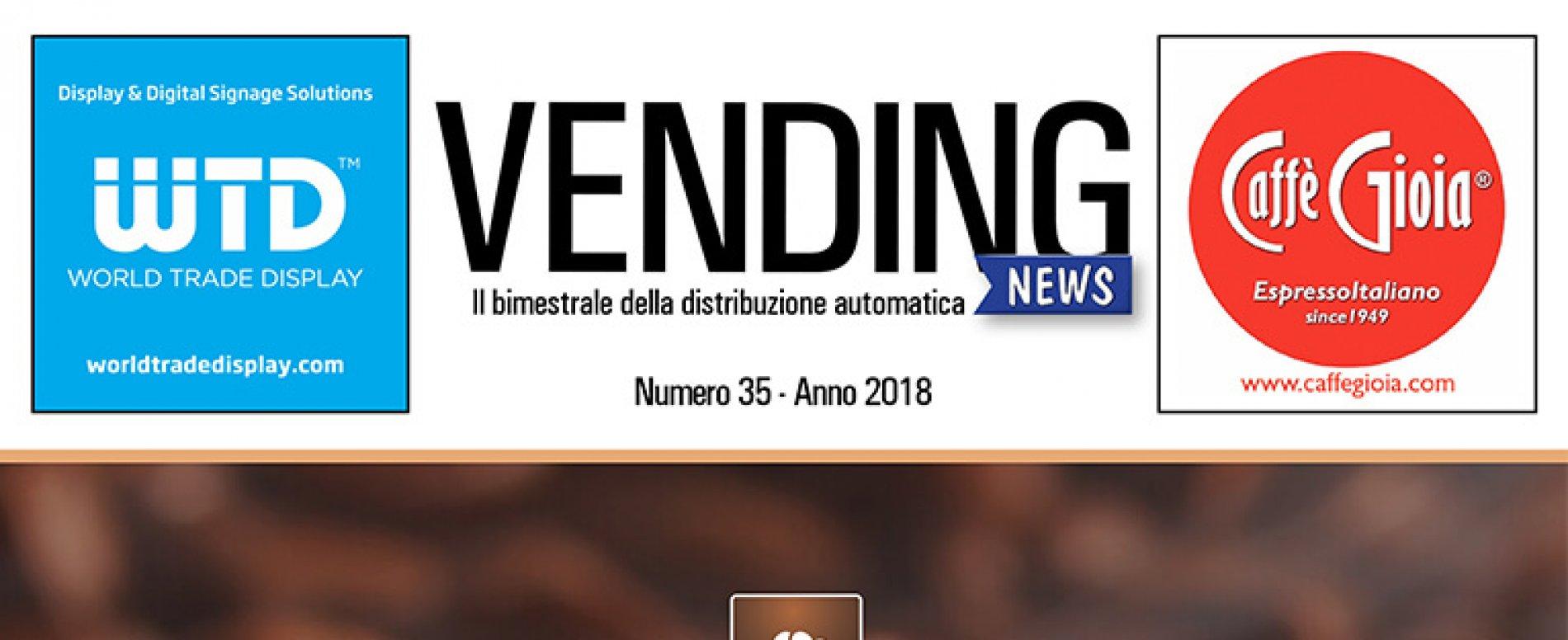 Rivista Vending News –  Leggi il numero 35