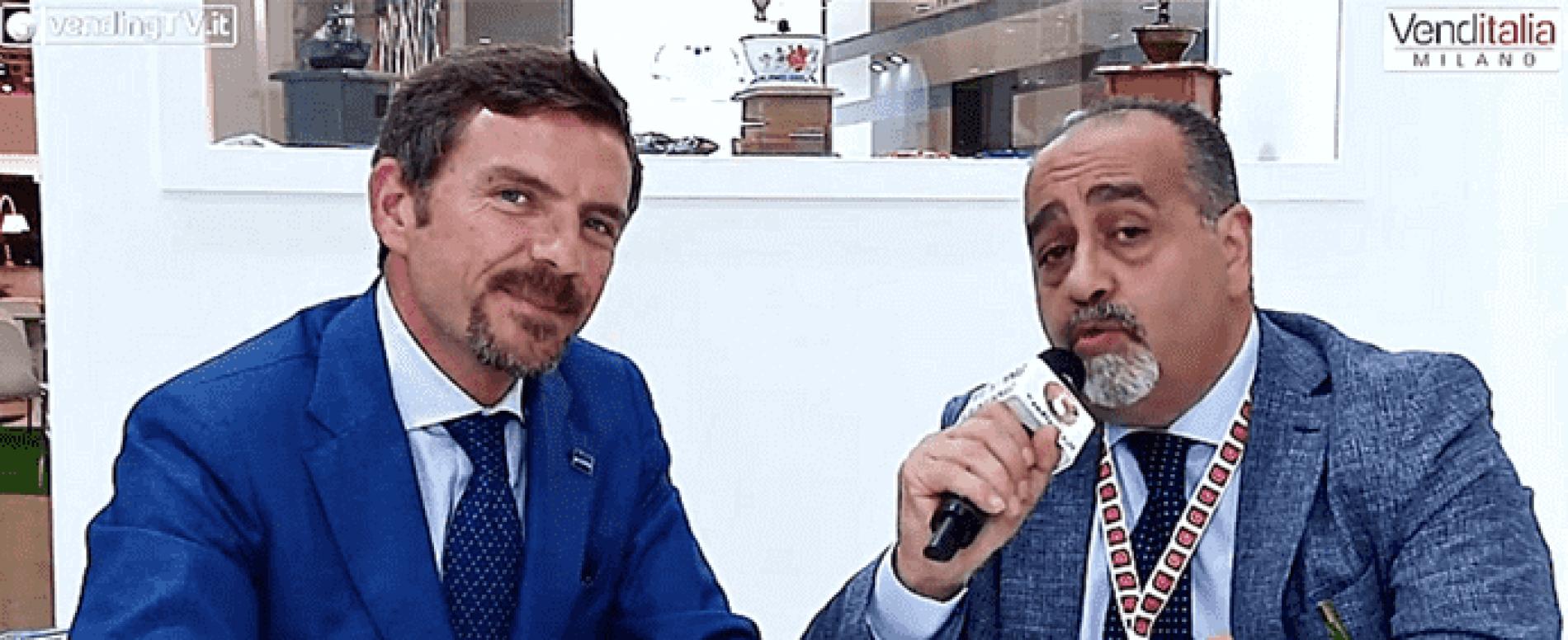 Venditalia 2018. Intervista con Massimo Renda di Caffè Borbone