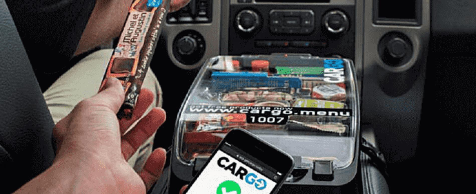 USA. Per gli autisti UBER incassi extra dal Vending