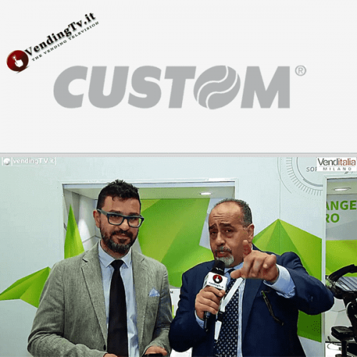 Venditalia 2018. Intervista con Maurizio Bertoldi di CUSTOM