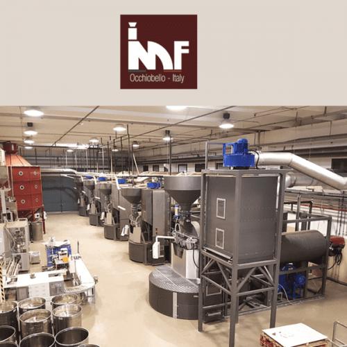 Le nuove tecnologie delle tostatrici IMF rispettano l'ambiente