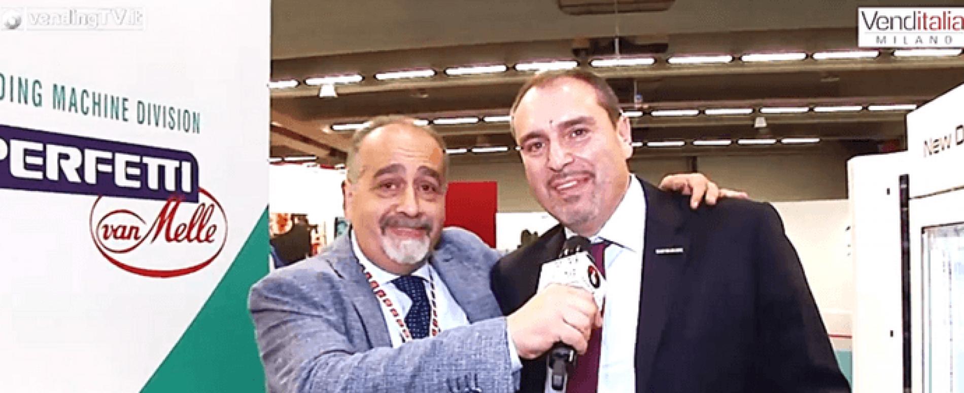 Venditalia 2018. Intervista con Mauro Maule di MAGEX