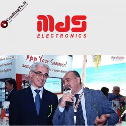 Venditalia 2018. Intervista con Marco Carazzato di MDS Electronics
