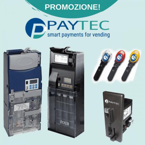 PAYTEC lancia un'interessante promozione