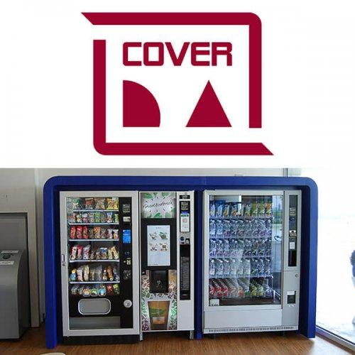 Cover-DA. Un tocco di design nel Vending