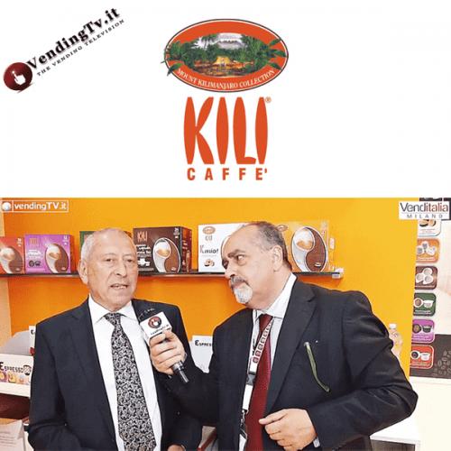Venditalia 2018. Intervista con Giuseppe Arena di Kili Caffè