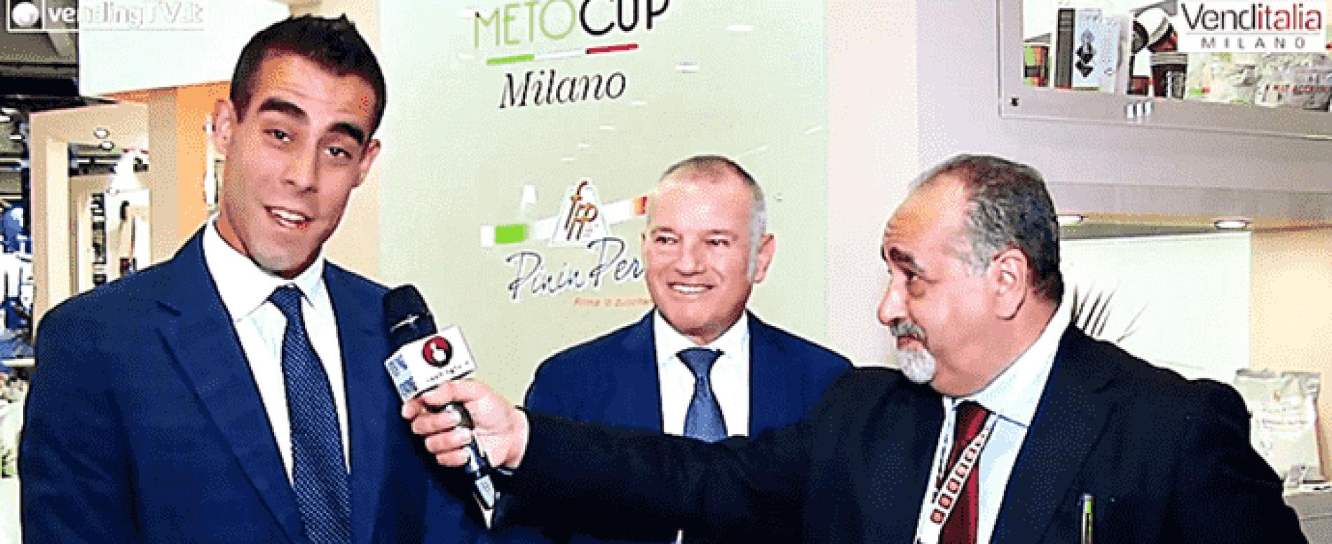 Venditalia 2018. Intervista agli stand Pinin Pero, Metocup e Divisione Vending