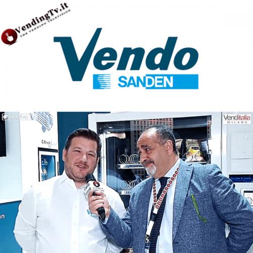 Venditalia 2018. Intervista con Mauro Giordano di Sanden Vendo