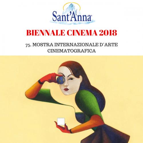 Sant'Anna acqua delle star alla Mostra del Cinema di Venezia