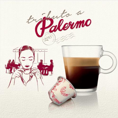 Tributo a Palermo di Nespresso: torna la limited edition dal gusto speziato