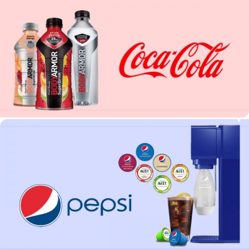 Le acquisizioni di Pepsi e Coca-Cola riscaldano l'estate