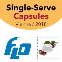 """Flo presenta Gea al """"Single-Serve Capsules"""" di Vienna"""