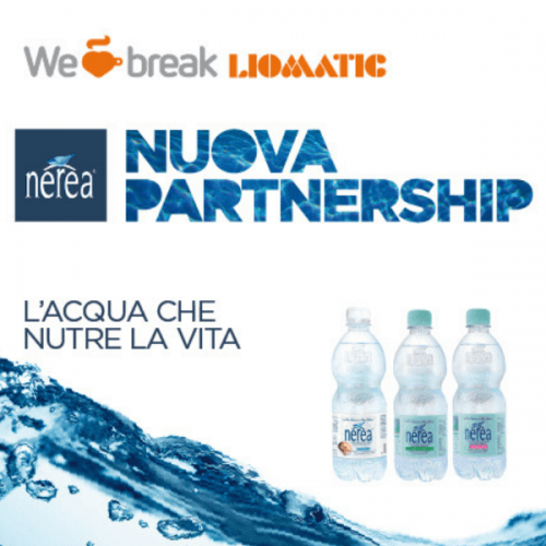 Liomatic e Nerea: una nuova partnership nel vending
