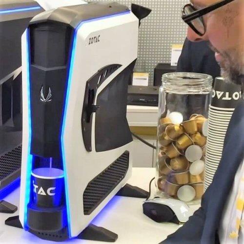 Mekspresso: il computer che fa il caffè è realtà