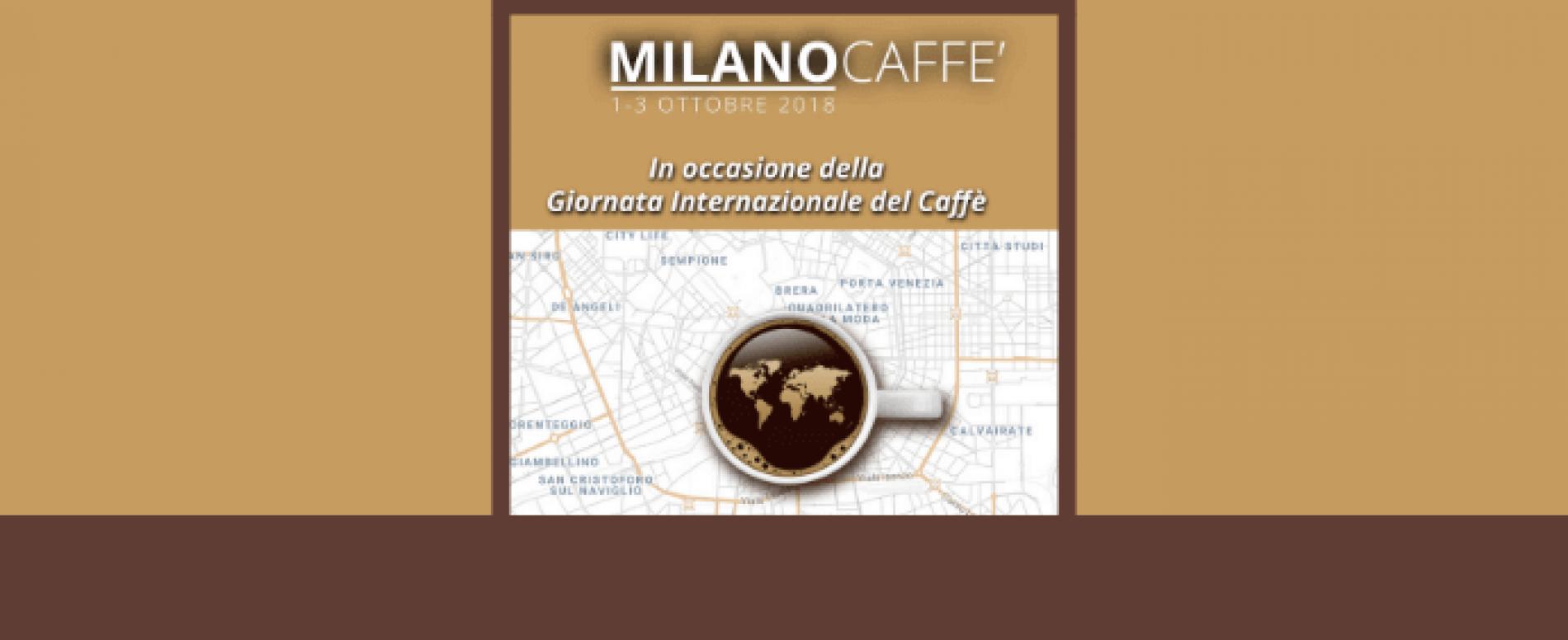 MilanoCaffè: nasce un nuovo evento dedicato al mondo del caffè