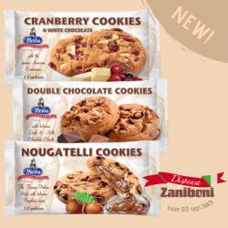 Dispensa Zaniboni lancia Cookies di Merba in formato Vending