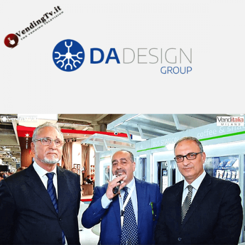 Venditalia 2018. Interviste allo stand della DA DESIGN GROUP